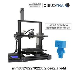 Sale ANYCUBIC Mega Zero 3D Printer DIY 220*220*250mm High-Pr