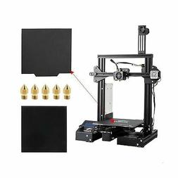 Official Creality Ender 3 Pro 3D Printer with Glass Plate, U
