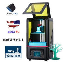 "ANYCUBIC Photon SLA 3D Printer FEP Frame 2.8""TFT Screen Resi"