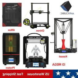 Professional ANYCUBIC 3D Printers LCD Photon /i3 Mega /Delta