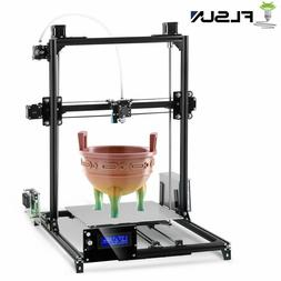 Flsun Single extruder I3 3D Printer 300*300*420mm Large Size