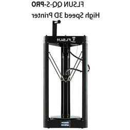 FLSUN QQ-S Delta Kossel 3D Printer TFT High precision 1.75mm