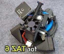 LulzBot Taz 6 1.75mm Single Extruder Tool Head .5mm Nozzle,
