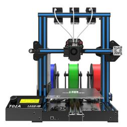 Geeetech Triple Extruders 3D Printer 3 in 1 Mix-color A10T F