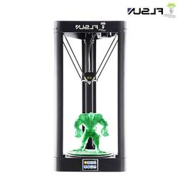 Upgrade Flsun QQ-S 3d Printer Large size high precision 90%
