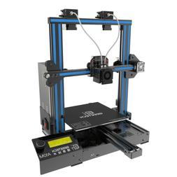Upgraded Geeetech 3D PrInter A10M 2 in 1 out Dual Extruder M