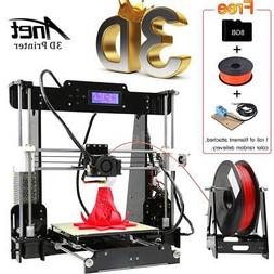 Upgraded Auto Self-leveling Anet A8 3D Printer Reprap i3 DIY