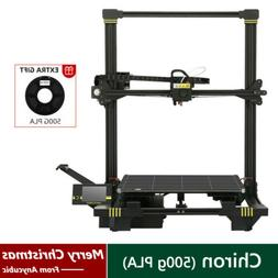 ANYCUBIC Chiron Semi-auto Level 3D Printer with Ultrabase He
