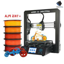 US ANYCUBIC I3 Mega 3D Printer Full Metal with Ultrabase Hea
