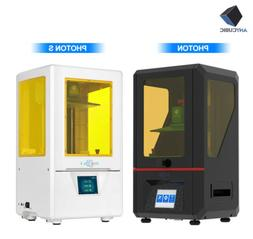 US ANYCUBIC Photon S / Photon SLA LCD 3D Printer UV Resin Li