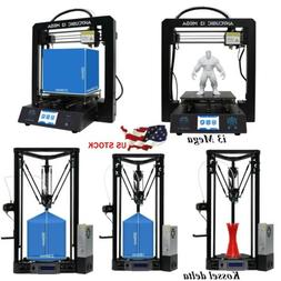 US Ships ANYCUBIC 3D Printers Newest Upgrade DIY Printing Ma