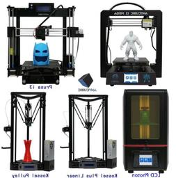 US STOCK ANYCUBIC 3D Printers Newest Upgrade DIY Printing Ma