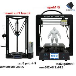 US STOCK ANYCUBIC 3D Printers Upgrade DIY Kit i3 Mega / Koss