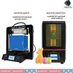 US Stock ANYCUBIC LCD PHOTON | I3 MEGA FDM 3D Printer Assemb