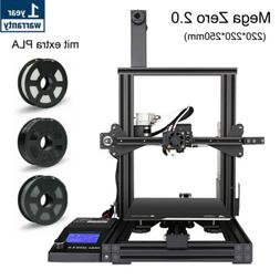 US Stock Anycubic Mega Zero 3D Printer 220x220x250mm High Pr