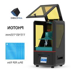 US Stock ANYCUBIC SLA / LCD PHOTON 3D Printer UV Resin LED L