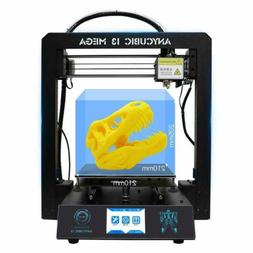 US Stock ANYCUBIC Upgraded Full Metal I3 Mega 3D Printer wit