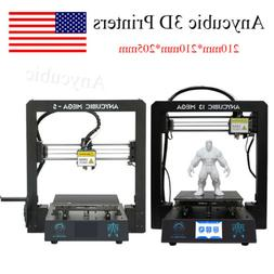 US ANYCUBIC Upgrade 3D Printer i3 MEGA | Mega S Large Print