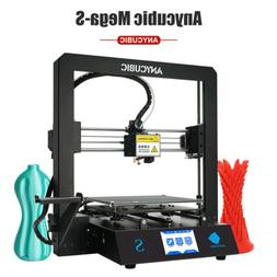 "US Anycubic Upgrade I3 Mega-S 3D Printer 3.5""TFT Touchscre"
