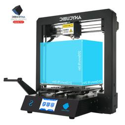 """US Anycubic Upgrade I3 Mega S 3D Printer 3.5""""TFT Suspended"""