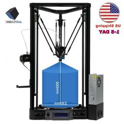 USA shipping ANYCUBIC 3D Printer Upgrade KOSSEL Plus Linear