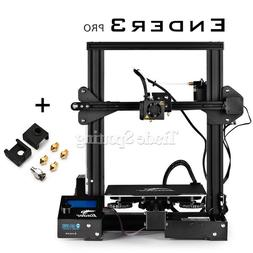 SainSmart x Creality3D Ender-3 PRO 3D Printer with Extra Fre