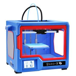 X-one2, QIDI TECHNOLOGY 3D Printer: 3.5 inch Touch Screen
