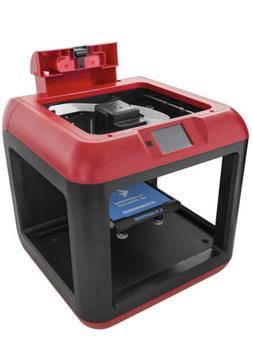 BRAND NEW RED & BLACK TOUCHSCREEN 3D PRINTER - ZHEJIANG FLAS